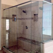 Neo angle shower enclosures doors 03 frameless