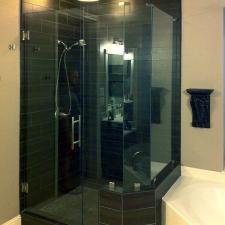 Neo angle shower enclosures doors 04 frameless